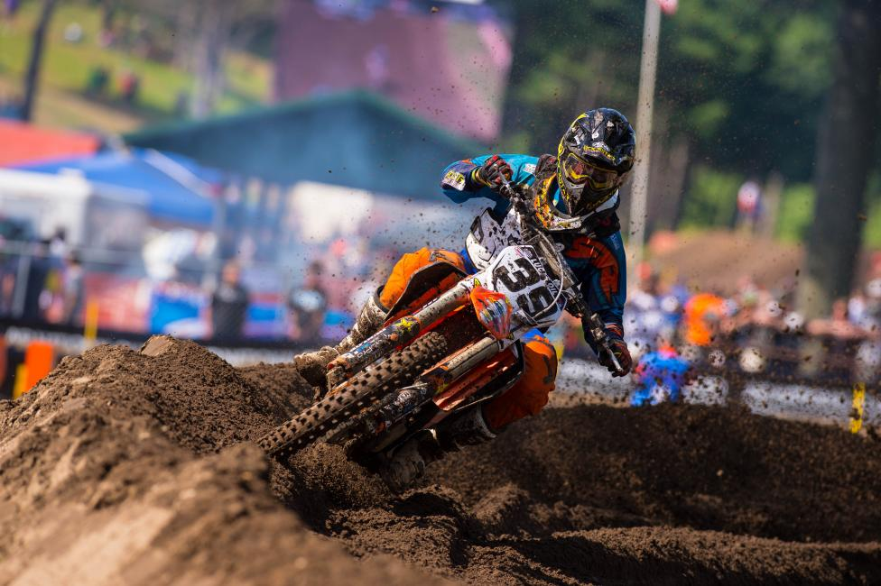 Ryan Sipes is kind of filling in for Davi Millsaps.  Photo: Simon Cudby