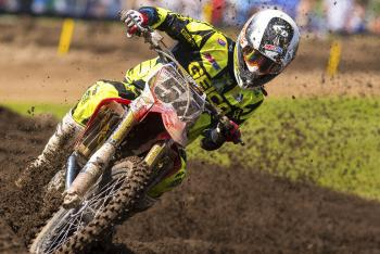 Sign of the (Lap) Times: RedBud