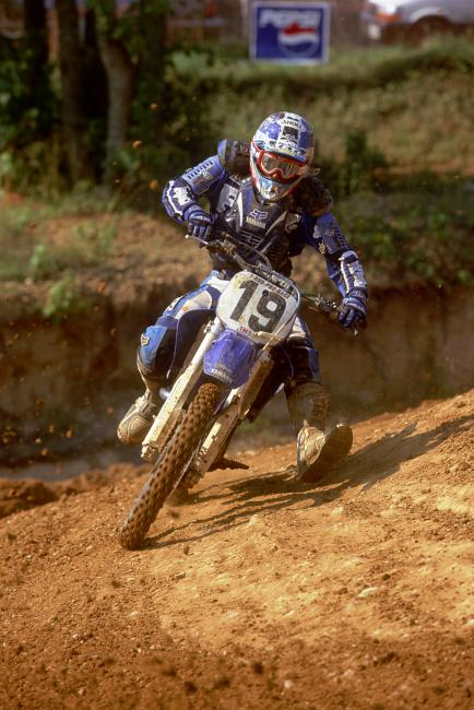 The man, the myth, the legend, Doug Henry.  Photo: Racer X Archives