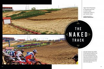 In the Mag, On the Web: The Naked Track