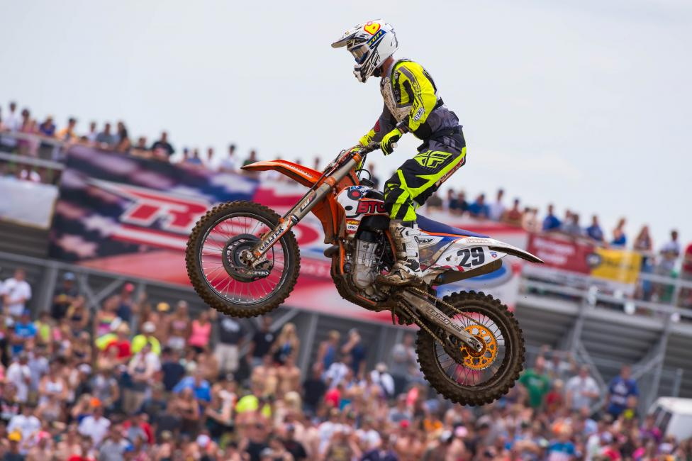 Can Short improve on his best finish of the year at Budds Creek?