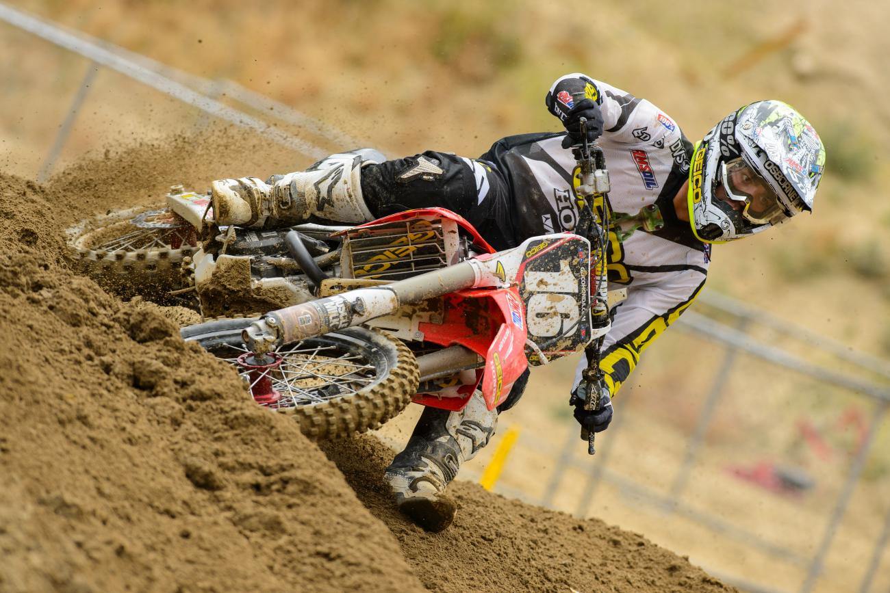 Injury Report: Budds Creek