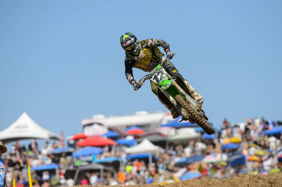 Jake Weimer hopes to be back for Millville next weekend.Photo: Simon Cudby