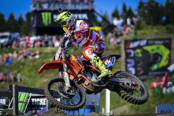 KTM Duo Top Qualifying in Finland