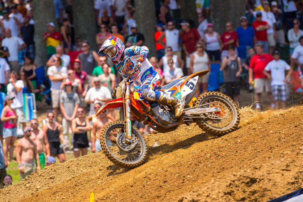 Dungey's strength is, well, strength itself, says Jason Thomas.Photo: Simon Cudby