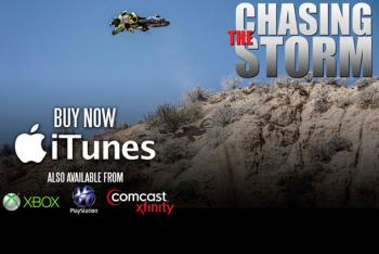 Chasing The Storm Now on iTunes