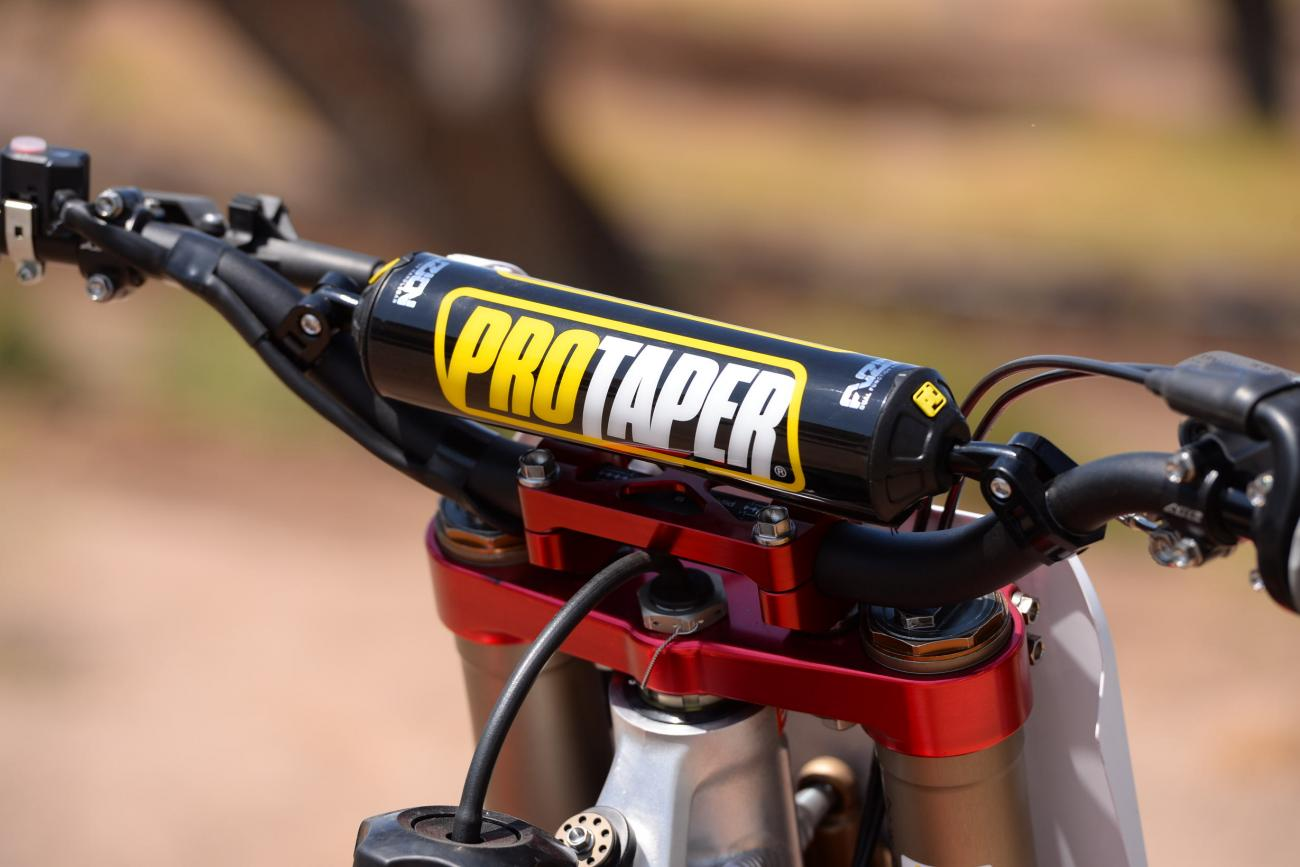 racer x films  pro taper fuzion bar intro