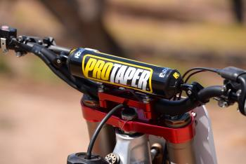 Racer X Films: Pro Taper Fuzion Bar Intro