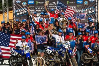 FIM Junior Motocross World Championship Entry List