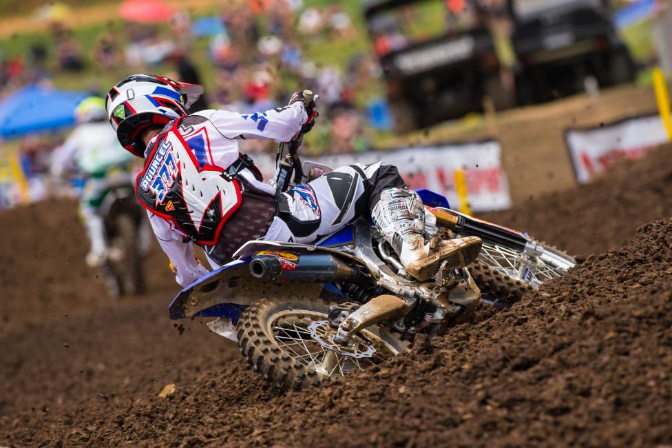After a few years at Star Racing, Adkins now works with Valli Yamaha and Pourcel.  Photo: Simon Cudby