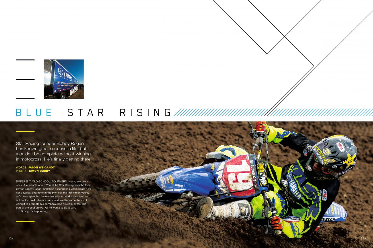 In the Mag, On the Web: Blue Star Rising