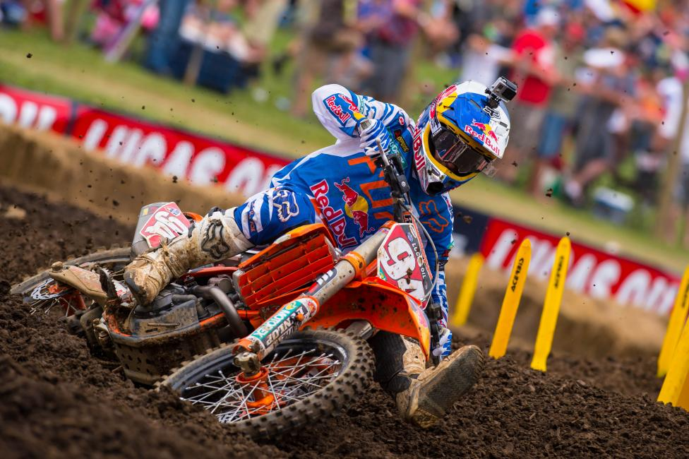 History is on Ken Roczen's side.  Photo: Simon Cudby