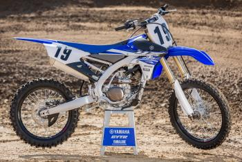 Racer X Films: 2015 YZ250F Press Intro