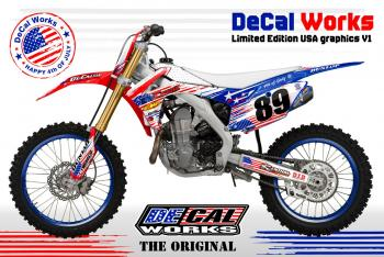 DeCal Works Releases USA Graphics