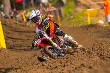 Where would Tomac stand if he had raced the entire series?