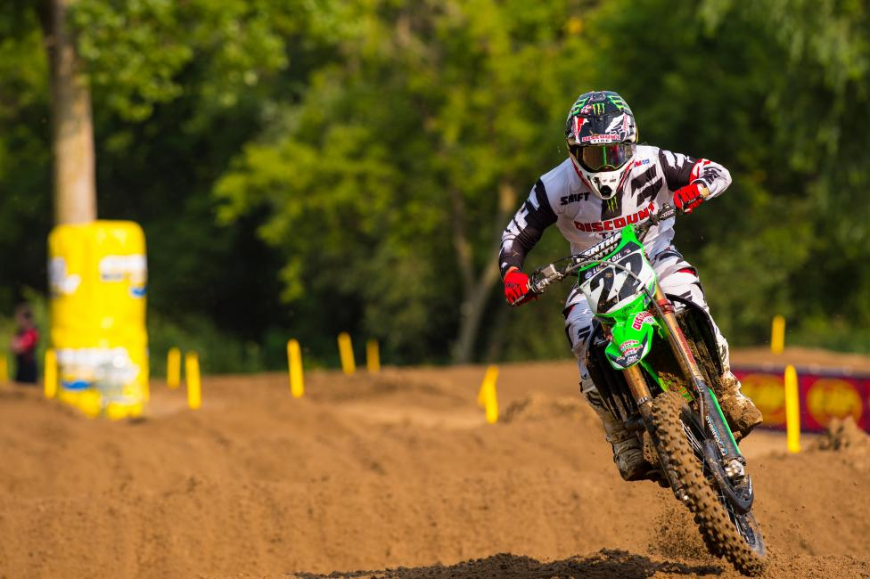 Chad Reed is now facing another bounce back scenario for 2015. Photo: Simon Cudby