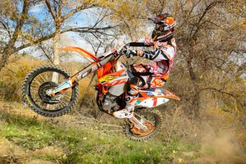 Russell, Baylor Brothers to Race Atlanta EnduroCross