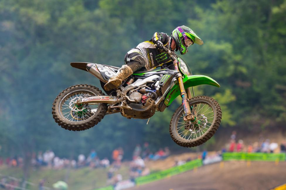 We should know later this week if Justin Hill will race Washougal or not. Photo: Simon Cudby