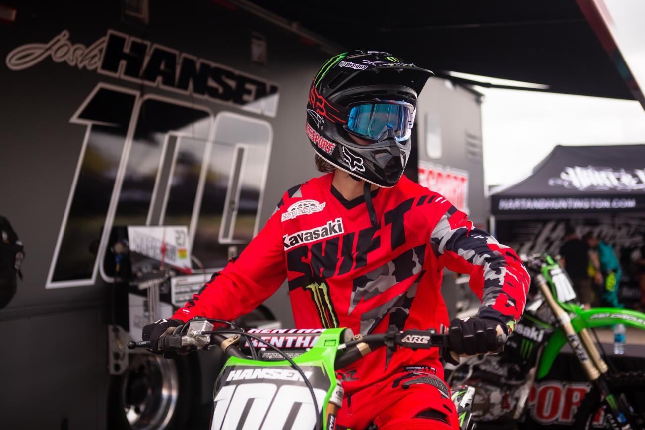 Between the Motos: Josh Hansen