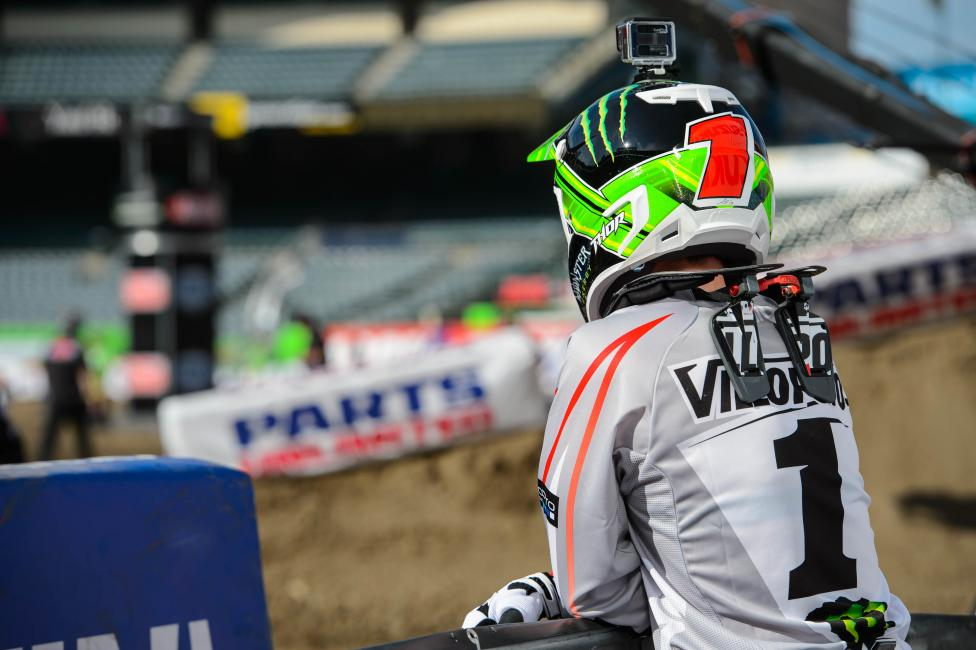 If Ryan Villopoto decides to retire, it will be massive news. If he comes back to race, he'll still be the man. But right now, he's in the shadows.