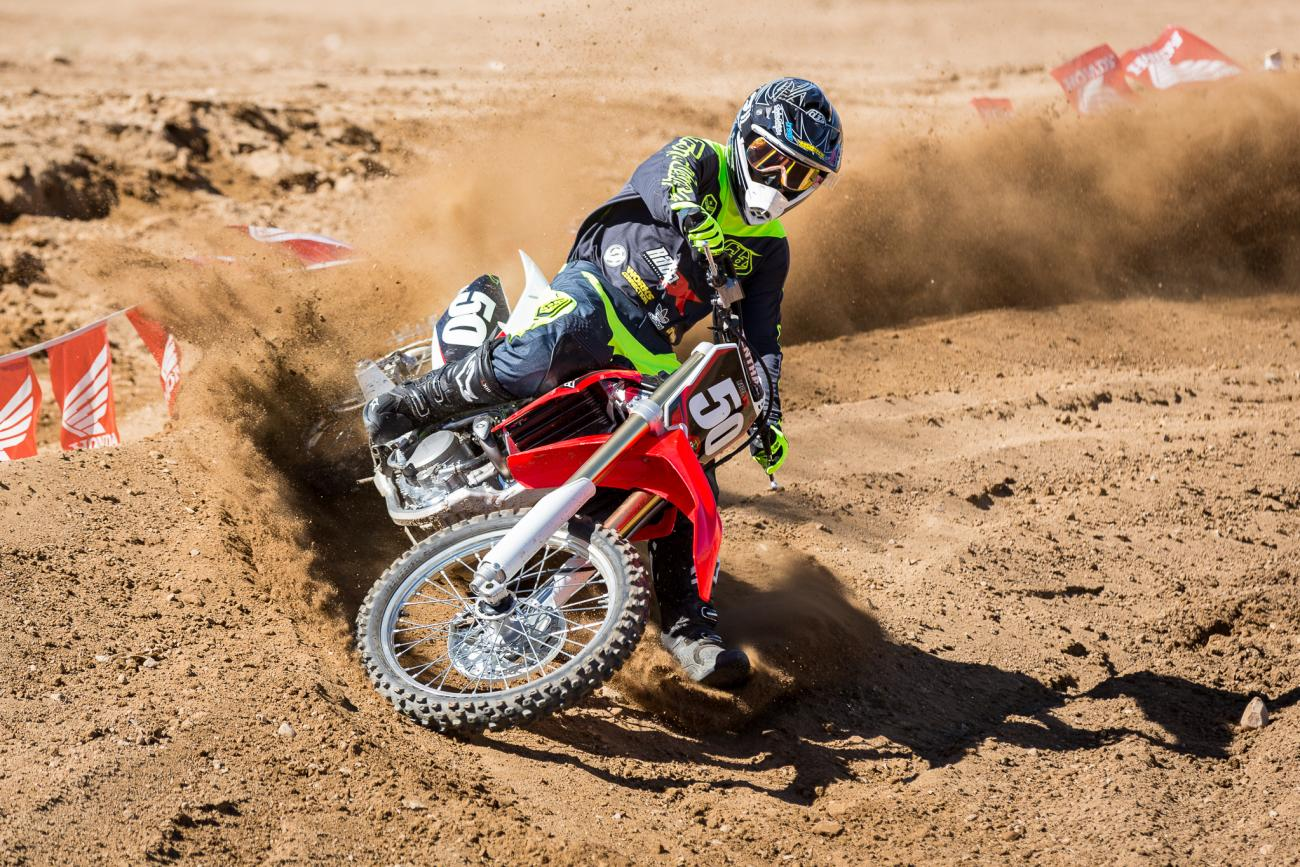 Racer X Films: 2015 CRF250R Press Intro