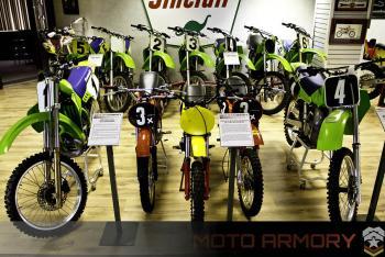 MOTO ARMORY Open House
