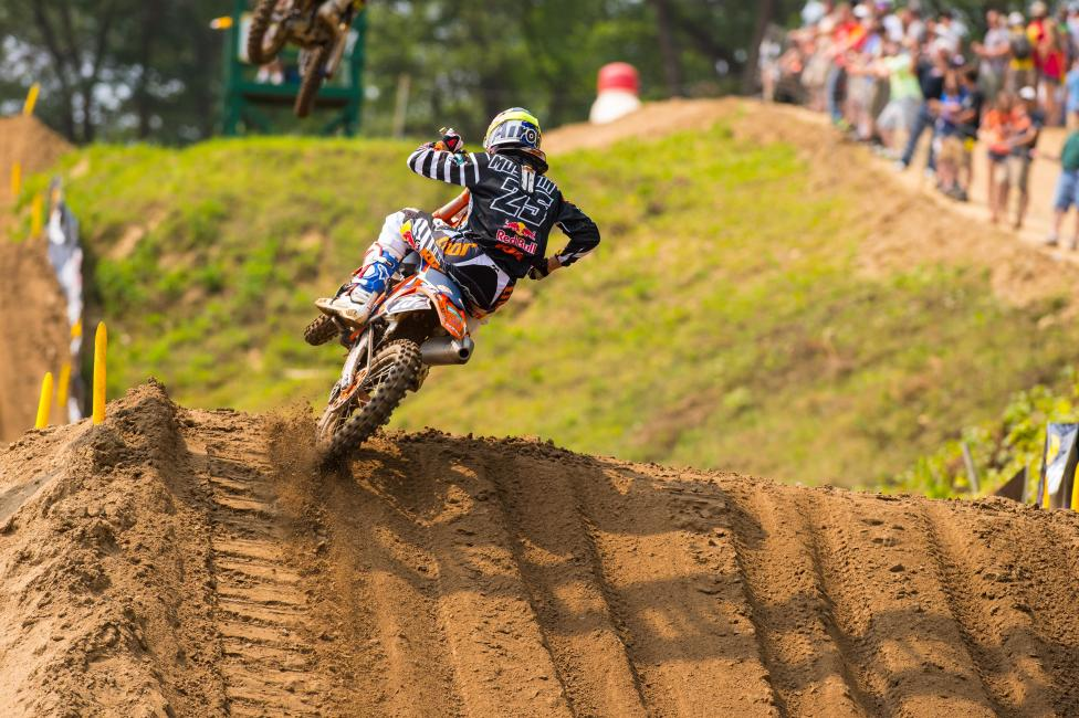 Marvin Musquin looks to build on his podium at Spring Creek.