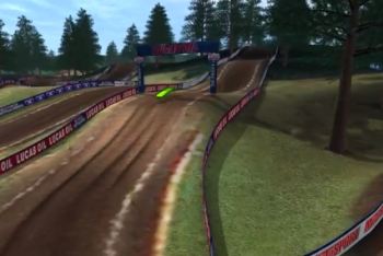 Washougal Animated Track Map
