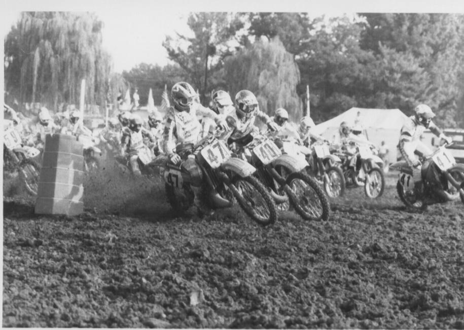 Jeff Emig. Photo: Racer X Archives
