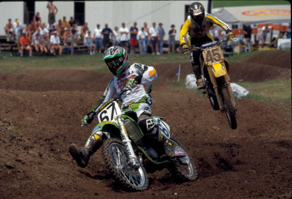 Nick Wey. Photo: Racer X Archives