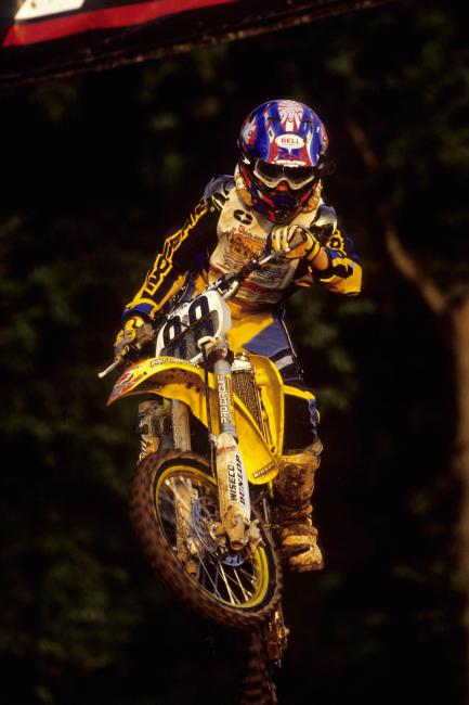 Davi Millsaps. Photo: Racer X Archives