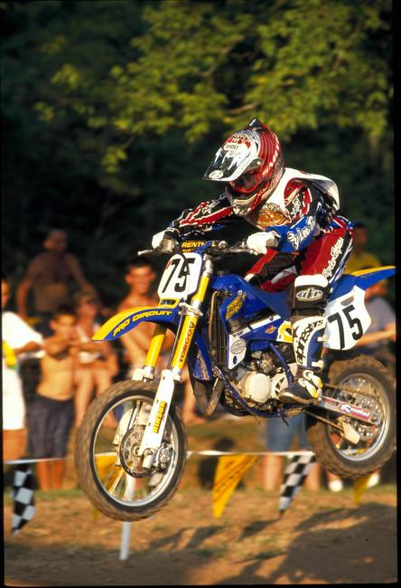 Josh Hill. Photo: Racer X Archives