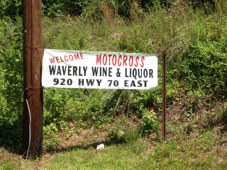 Meanwhile, down at Loretta's. Photo: DC