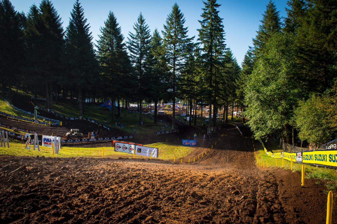 Race Day Feed: Washougal