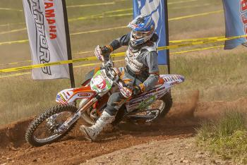 Career First for Groemm at Rattlesnake Enduro