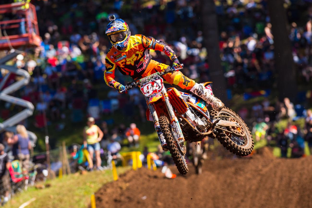 Who will win the 450 Class Championship?