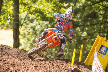 Musquin, Langston, Karho, Blair on Pulpmx Show