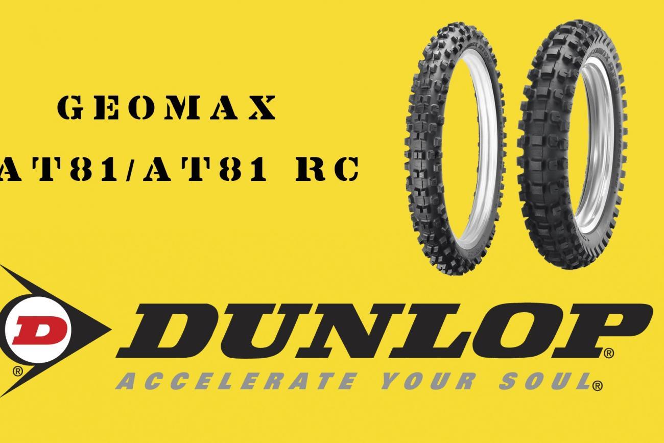 Racer X Films: Dunlop Geomax Tire