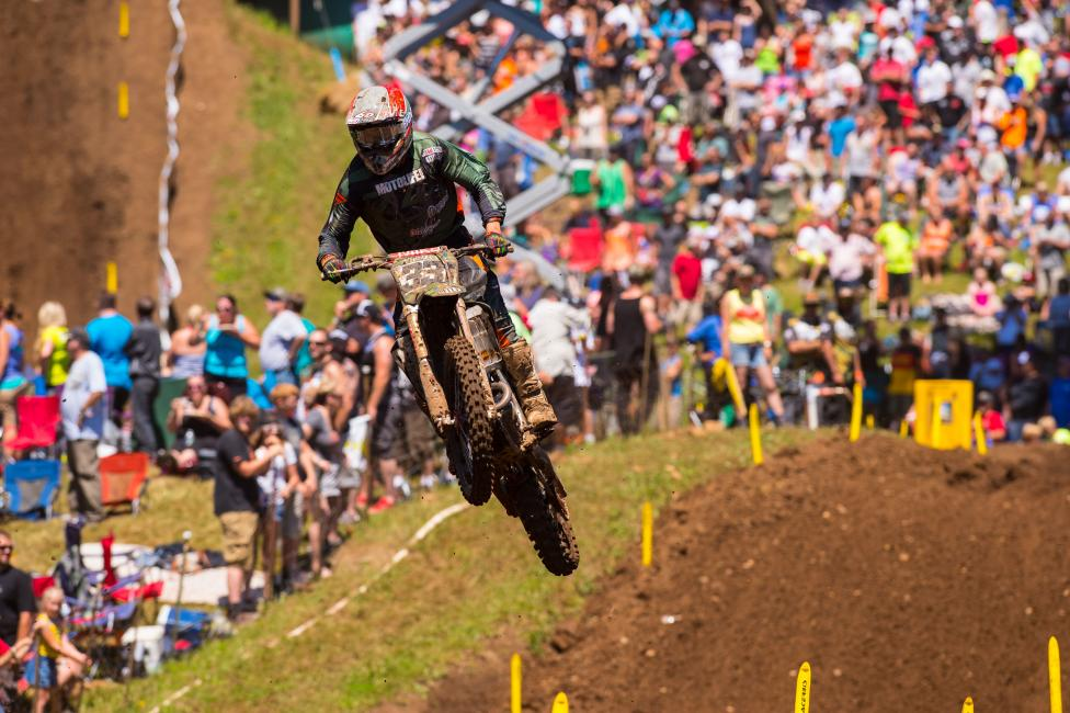 Weeck will miss the next two rounds, but hopes to return at Utah.