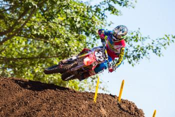 Sign of the (Lap) Times: Washougal