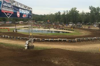Race Report: Loretta Lynn's, Day Two