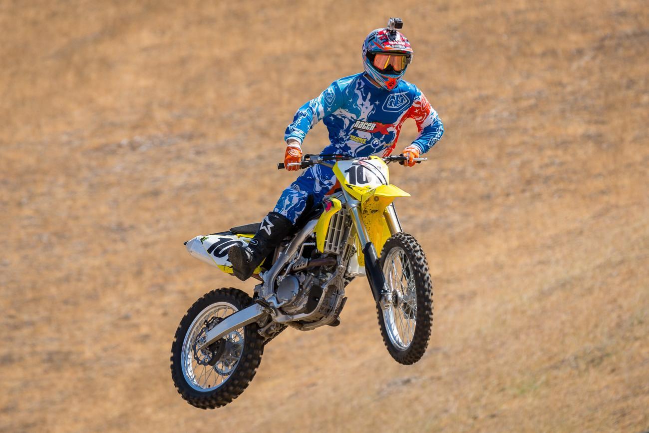 Racer X Films: 2015 RM-Z450 GoPro Lap