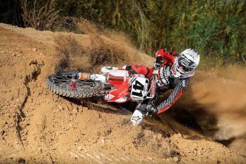 American Honda Renews Contract with Trey Canard