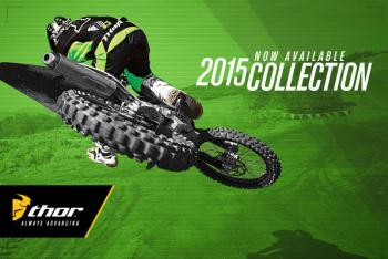 Thor Releases 2015 Line