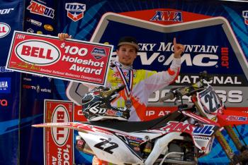 Race Report: Loretta Lynn's, Day Four