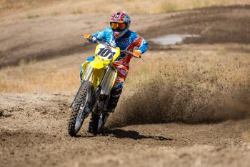 Racer X Films: 2015 RM-Z450 Press Intro