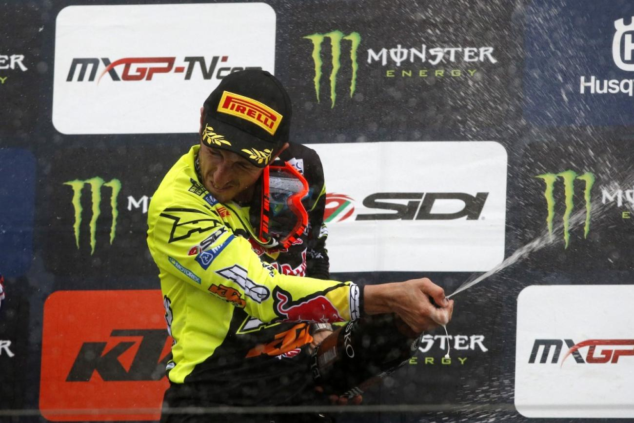 Race Report: MXGP of Belgium