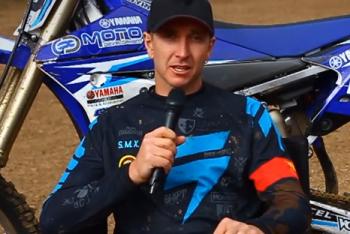 Byrne Rides in Australia