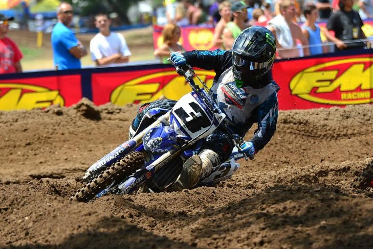 CycleTrader.com / Rock River Yamaha Signs Renzland