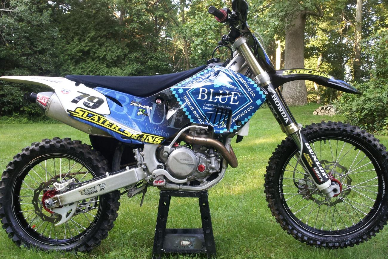 Zimmer to Debut with The Blue Buffalo at Unadilla